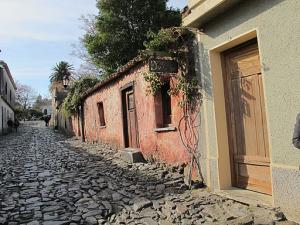 las callecitas coloniales de Colonia del Sacramento