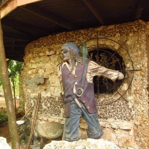 Cueva del Capitán Morgan
