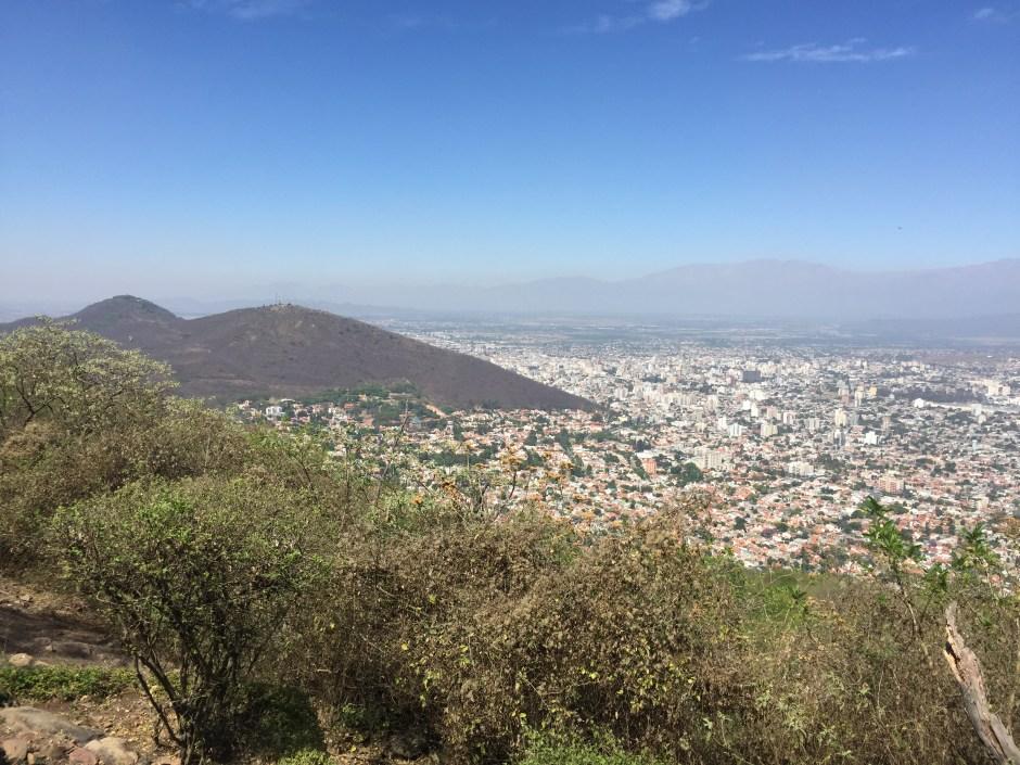 Cerro de las Peregrinaciones, Salta.