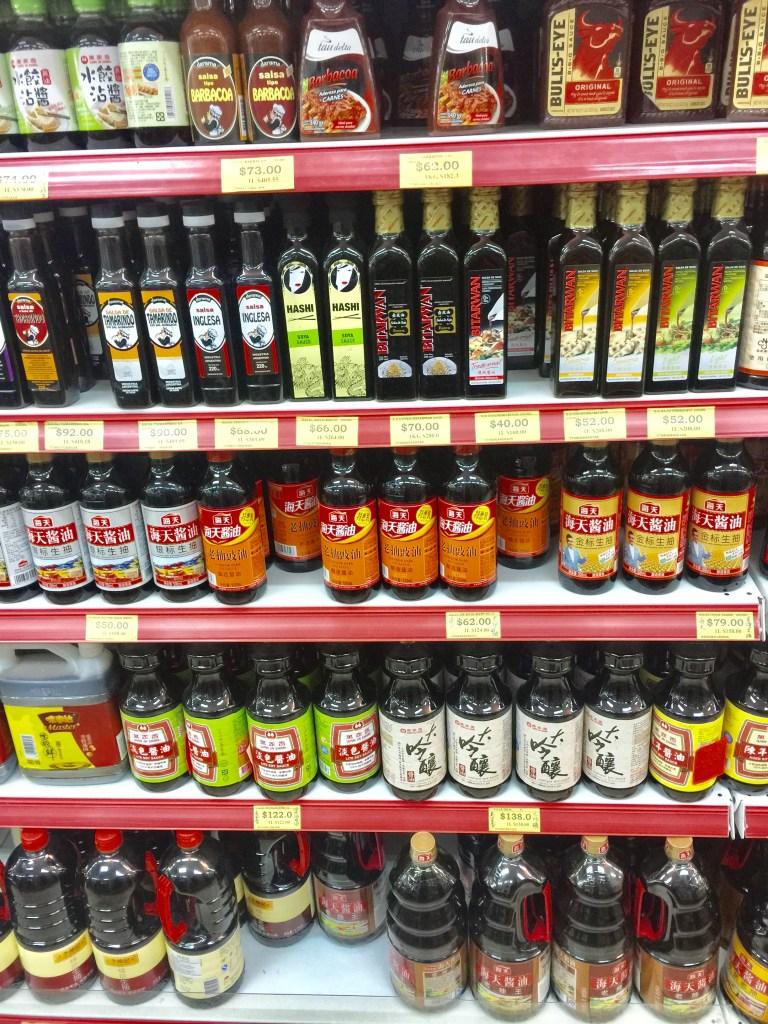 Supermercado del Barrio Chino