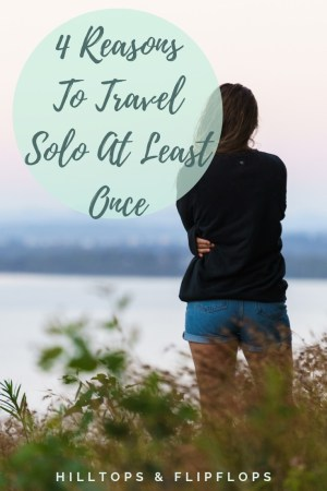 travel solo