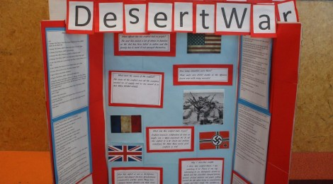 Year 8 Inquiry Projects