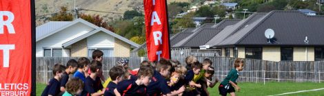 Year 5-8 Athletics Finals is on Tuesday 6 November at 5.00pm