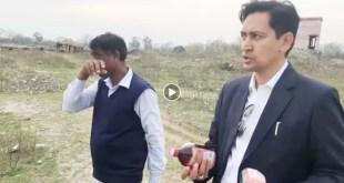 Deepak rawat Caught a Liquor person red handed