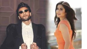 Bollywood ActorRanveer Singh और बॉलीवुड की क्वीन Katrina Kaif पहली बार जल्द ही बड़े परदे पर एक साथ दिखने वाले है।