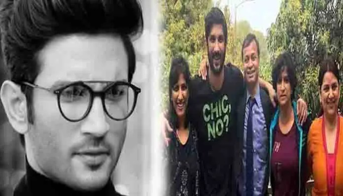 Susant Singh Rajput की आखिरी फिल्म की रिलीजिंग को लेकर परिवार हुआ नाखुश।