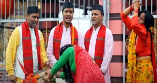 maheshwari-jagr-release-of-padmashri-jagar-samrat-pritam-bharatwanadevbhoomi-echoed-with-the-beat-of-dhol