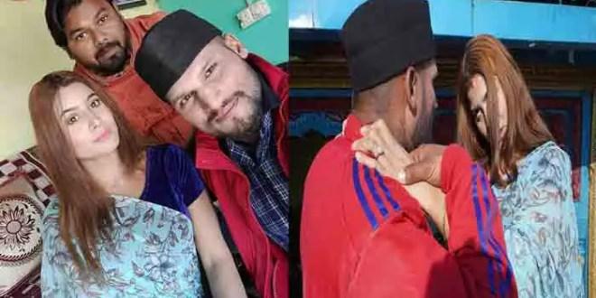 राज टाइगर और अनिशा रांगड़ की आवाज में रिकार्ड गीत छोरी छलेगी का पोस्टर हुआ रिलीज।