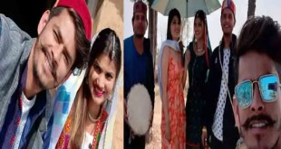 देहरादून की हसीन वादियों में बागुड़ी वीडियो गीत की शूटिंग जारी, मुख्य भूमिका में होंगे संजय भंडारी।