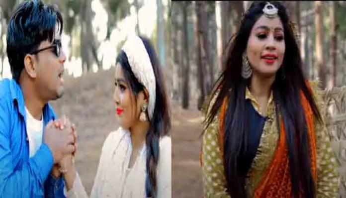 बीरा नया वीडियो गीत रिलीज, नागेंद्र प्रसाद और एकता रावत की जोड़ी ने मचाया धमाल।