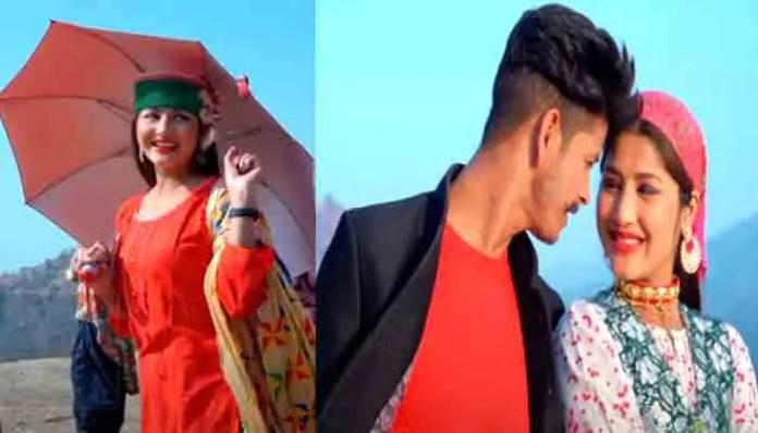 संजय भंडारी के वीडियो गीत लाटी काली नाटी लांदी रे ने बटोरी सुर्खियां, यूट्यूब पर बटोरे 1लाख प्लस व्यूज।