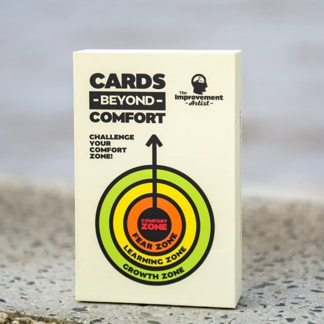 Health Game Front Cards Beyond Comfort
