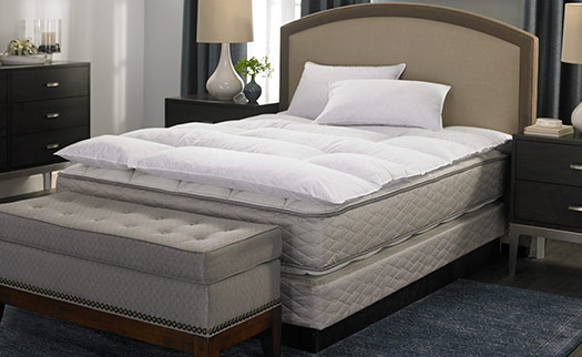 Mattress Toppers Hilton To Home Hotel Collection