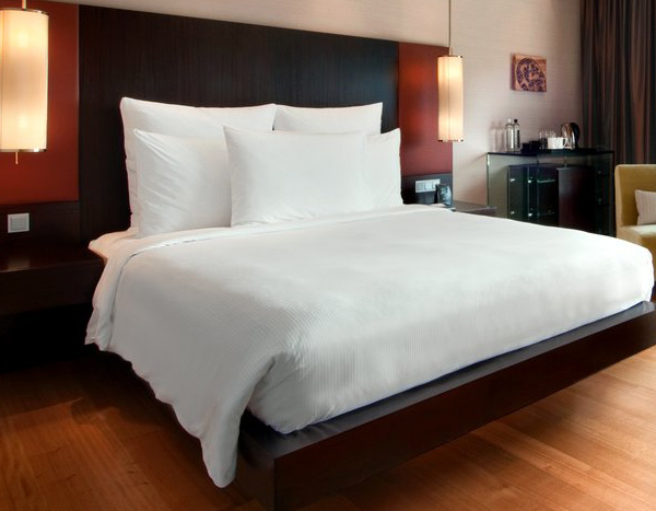 Mattress Amp Box Spring Hilton To Home Hotel Collection