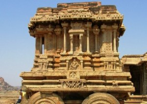 Group of Monuments at Hampi