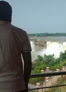 The Chitrakoot Falls - Niagara Falls of India 3