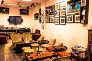 Cafes With Travel Vibes In Delhi 3