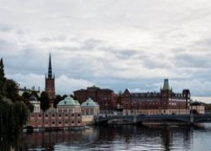 An itinerary of East and Nordic Europe 15