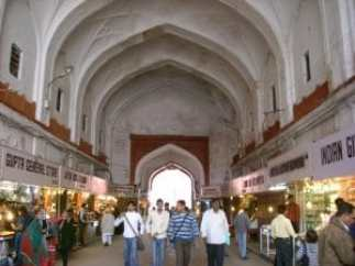 chatta chowk red fort
