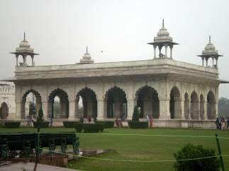 rang mahal red fort delhi