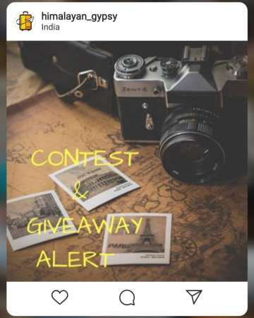 Contest & Giveaway