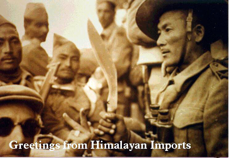 Gurkhas in WWII