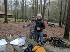 Ed Thomas and Billy Simpson