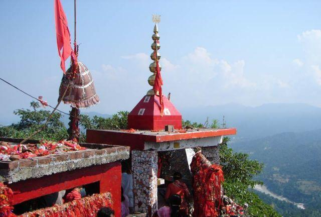 MaaPurnagiri Temple