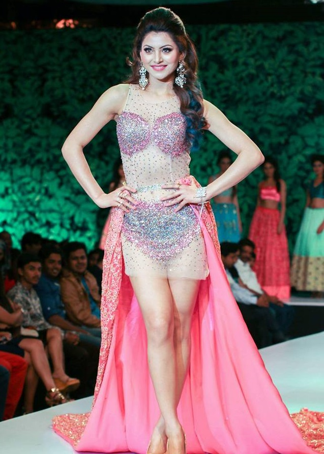 Urvashi Miss Universe