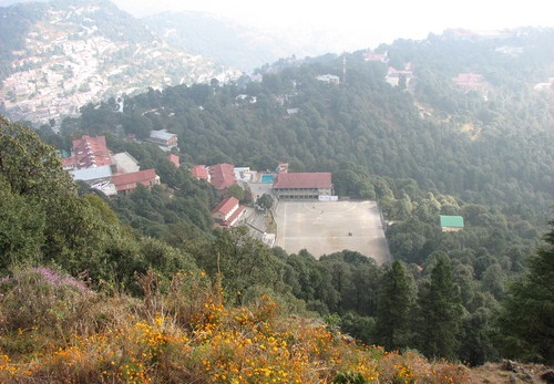 Image result for Sherwood College, Nainital