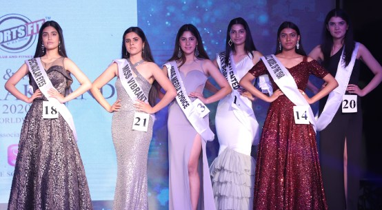 Miss Uttarakhand 2020: Sub Contest Winners