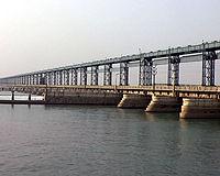 Koshi dam