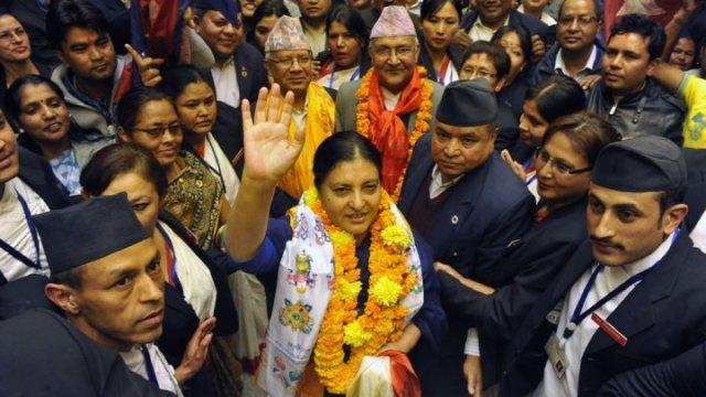 vidyadevi bhandari