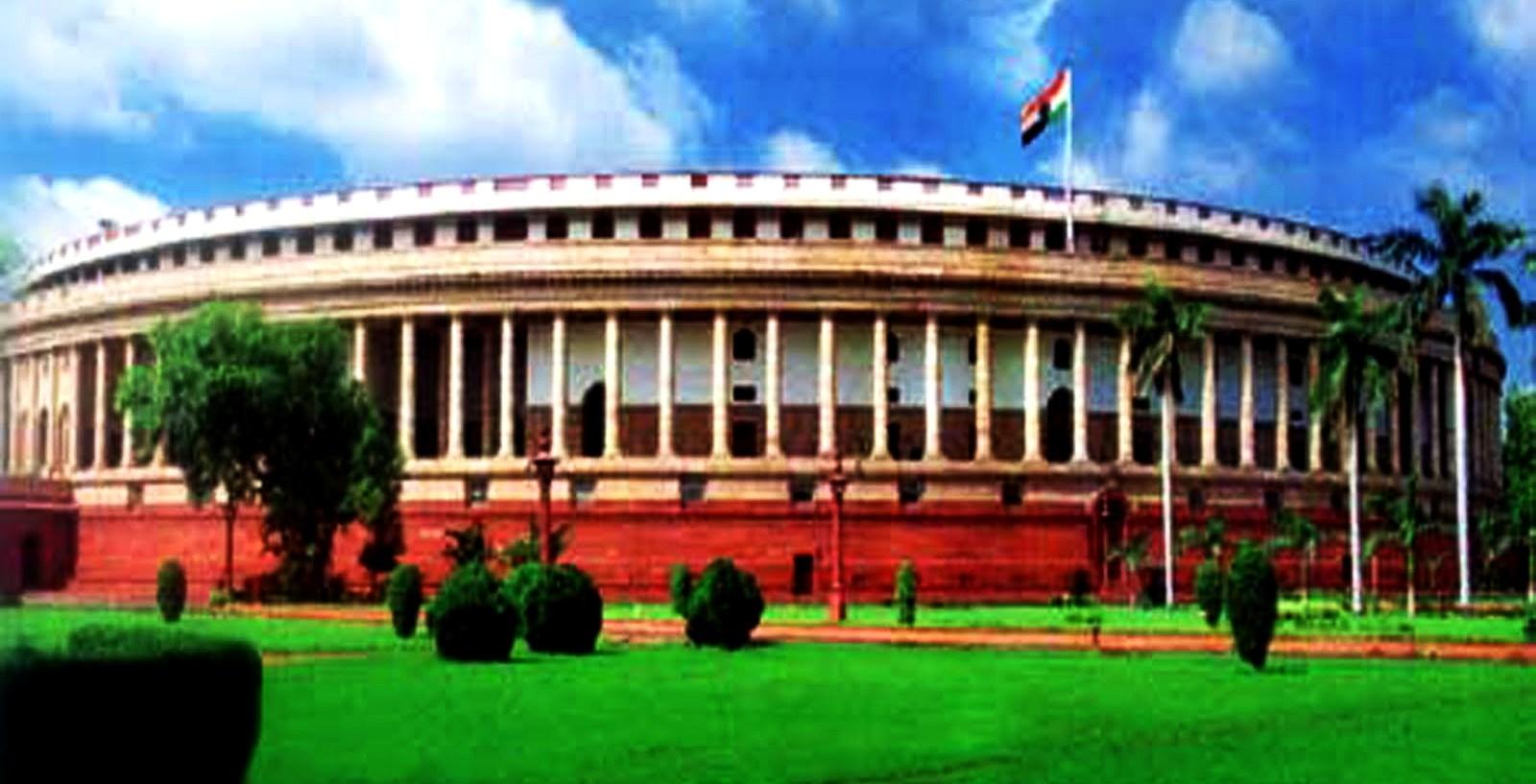 Indian-Parliament-House-Delhi