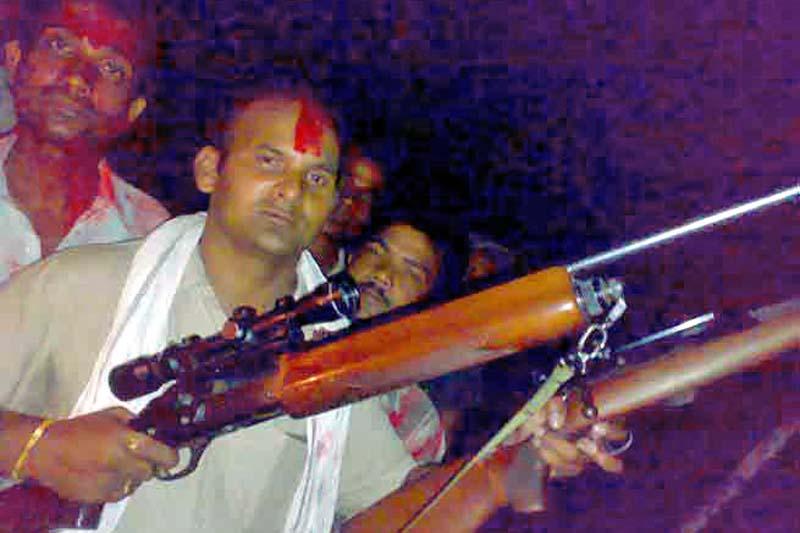 Sanjya Kumar Sah. Photo: THT/ File