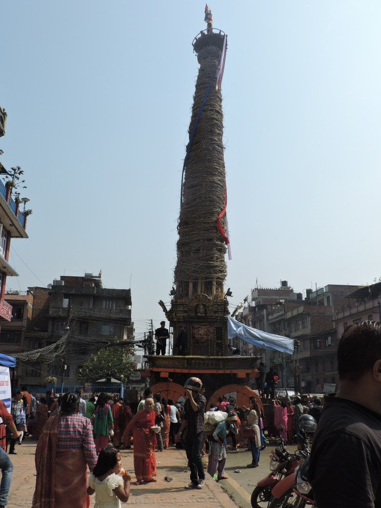 machindar nath ko rath jatra photo by Bijeta