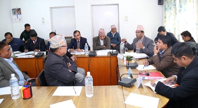 Bikas-Samiti-Meeting-Photo nijgadh bimaan sthal