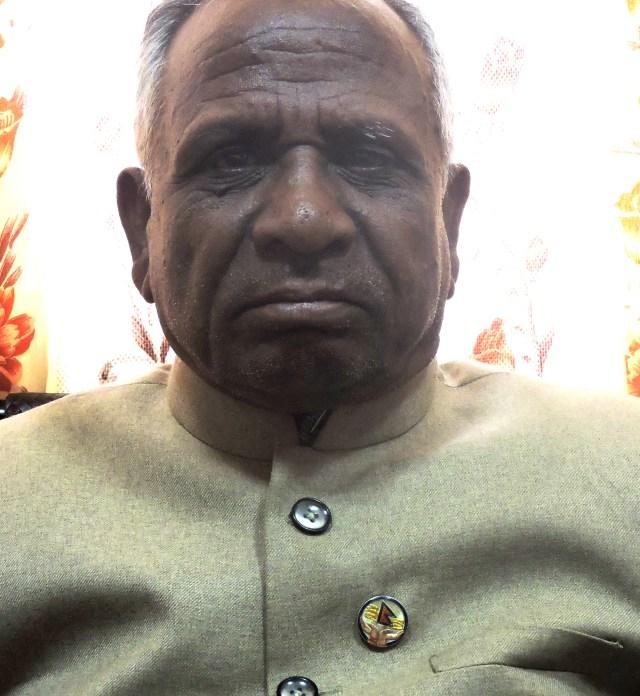 नरसिंह चौधरी सांसद तथा सद्भावना पार्टी के वरिष्ठ उपाध्यक्ष है