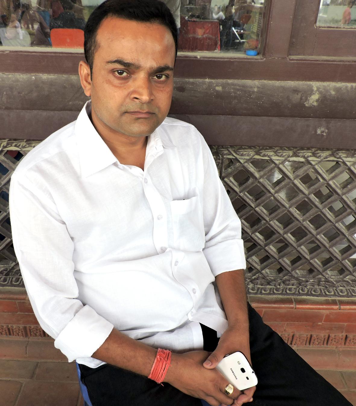 कुमार ज्ञानेन्द्र, राष्ट्रवादी युवा कांग्रेस, बिहार के अध्यक्ष हैं ।