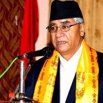 नेपाली काँग्रेस एक जिम्मेदार प्रतिपक्ष के भूमिका निभा रहीं हैंः सभापति देउवा