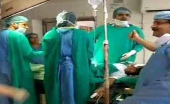 jodhpur-doctors-fight-india