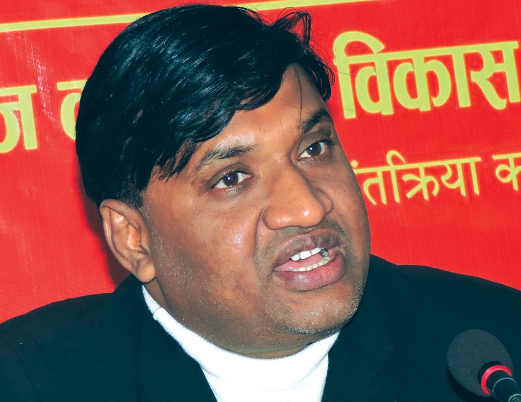 birgunj should be industrial capital of madhesh says subodh kumar gupta