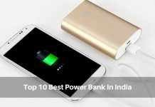 Top 10 Best Power Bank in India Comparison Table