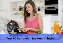 Top 10 Sandwich Makers In India