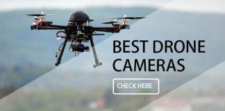 Best Drone Cameras 2017