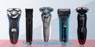 Top 10 Best Electric Shaver