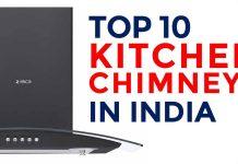 Auto Clean Kitchen Chimneys in India