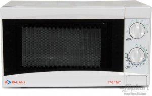 Bajaj 17 L Solo Microwave Oven Review