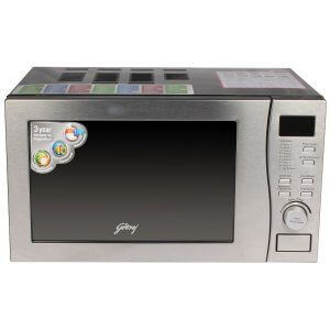 Godrej GMX20CA5MLZ 20-Litre 2200-Watt Convection Microwave Oven