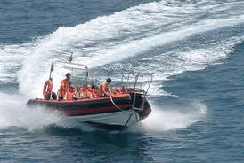 Speedboat Rides